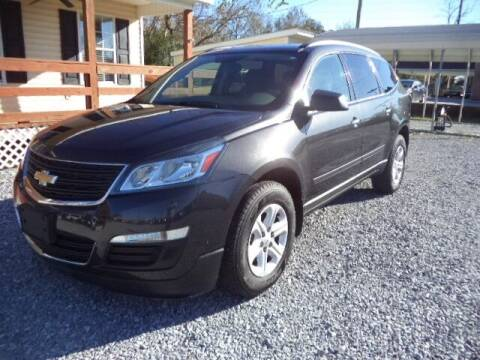 2017 Chevrolet Traverse for sale at PICAYUNE AUTO SALES in Picayune MS