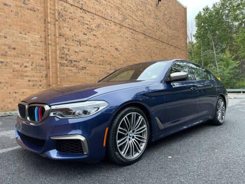 2019 BMW 5 Series for sale at Vantage Auto Group - Vantage Auto Wholesale in Moonachie NJ