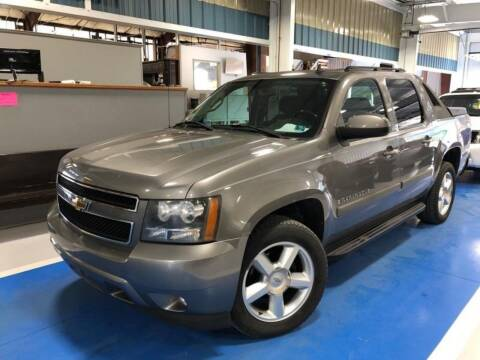 2007 Chevrolet Avalanche for sale at On The Road Again Auto Sales in Lake Ariel PA