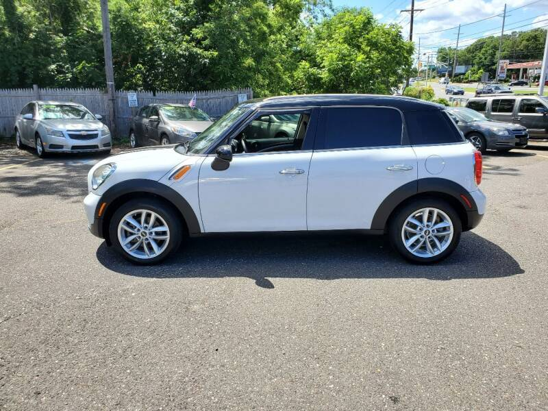 2014 MINI Countryman for sale at CANDOR INC in Toms River NJ