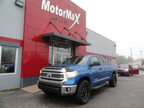 2017 Toyota Tundra for sale at MotorMax of GR in Grandville MI