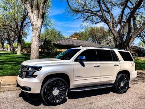 2015 Chevrolet Tahoe for sale at Mickdiesel Motorplex in Amarillo TX