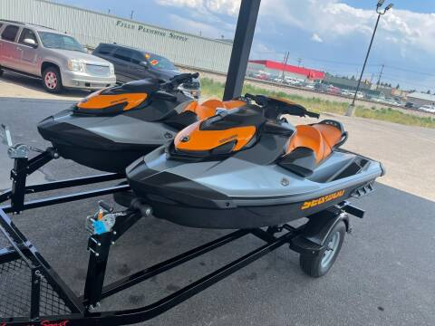 2021 Seadoo  170 for sale at Top Line Auto Sales in Idaho Falls ID