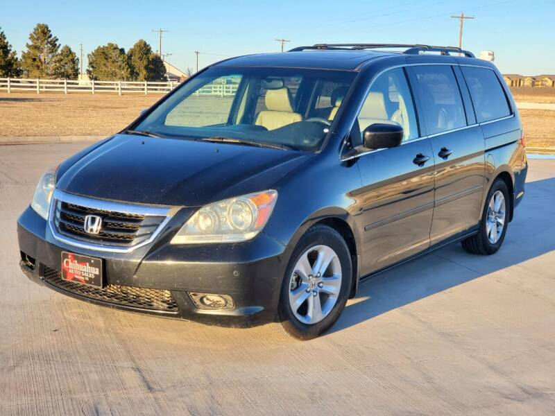 2008 Honda Odyssey for sale at Chihuahua Auto Sales in Perryton TX