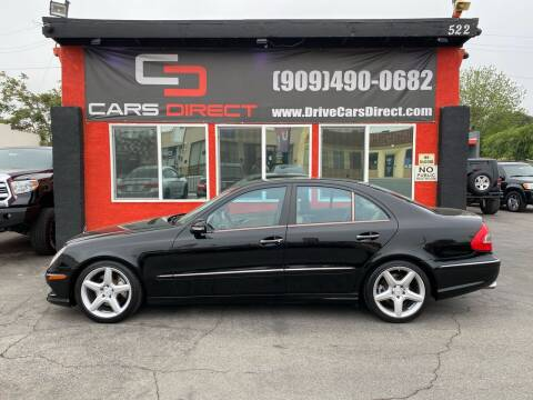 2009 Mercedes-Benz E-Class for sale at Cars Direct in Ontario CA