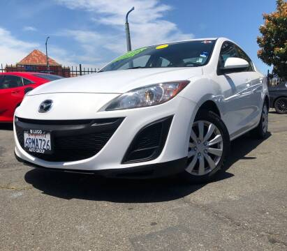2010 Mazda MAZDA3 for sale at LUGO AUTO GROUP in Sacramento CA