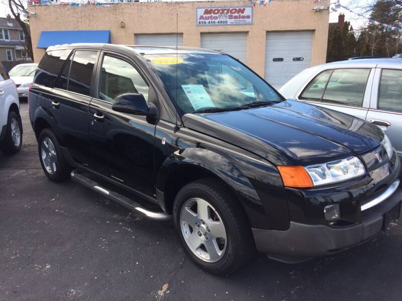 2005 Saturn Vue for sale at Motion Auto Sales in Collingswood Heights NJ