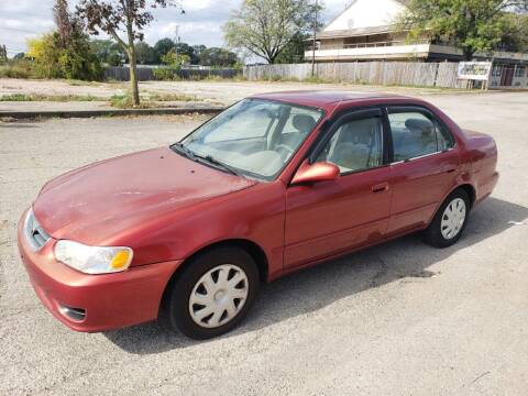 2001 Toyota Corolla for sale at REM Motors in Columbus OH