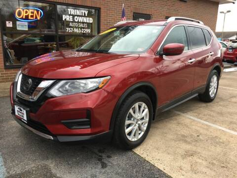 2018 Nissan Rogue for sale at Bankruptcy Car Financing in Norfolk VA