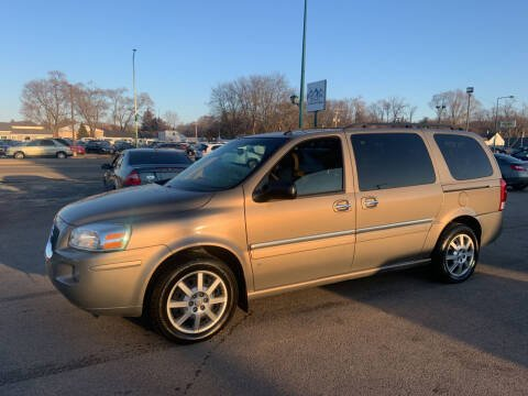 2006 Buick Terraza for sale at Peak Motors in Loves Park IL