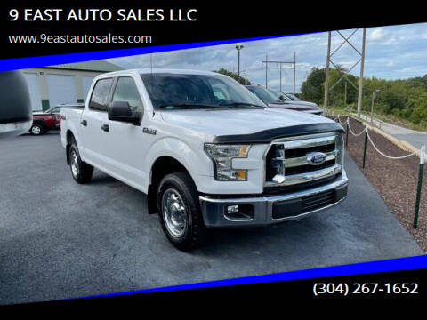 2016 Ford F-150 for sale at 9 EAST AUTO SALES LLC in Martinsburg WV