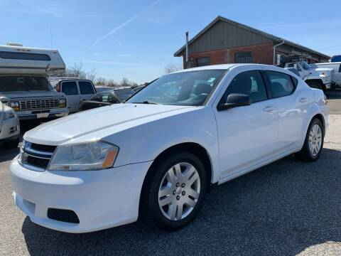 2012 Dodge Avenger for sale at CT Auto Center Sales in Milford CT