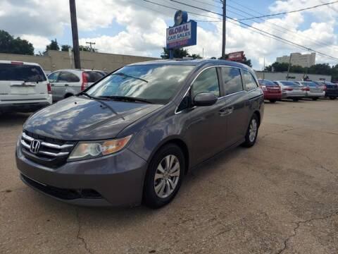 2015 Honda Odyssey for sale at Suzuki of Tulsa - Global car Sales in Tulsa OK
