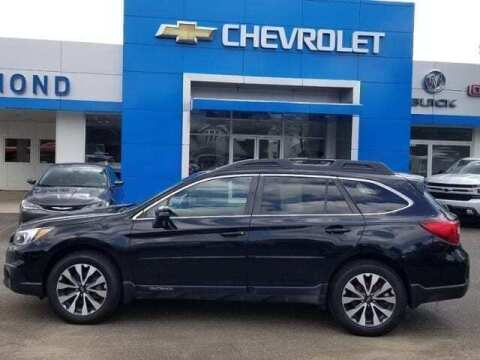2016 Subaru Outback for sale at EDMOND CHEVROLET BUICK GMC in Bradford PA