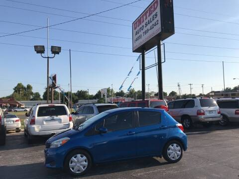 2012 Toyota Yaris for sale at United Auto Sales in Oklahoma City OK