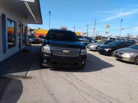 2011 Chevrolet Tahoe for sale at The Kar Store in Arlington TX