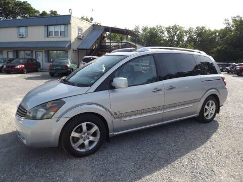 2007 Nissan Quest for sale at Country Side Auto Sales in East Berlin PA