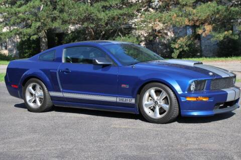 2008 Ford Mustang for sale at Great Lakes Classic Cars & Detail Shop in Hilton NY