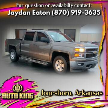 2014 Chevrolet Silverado 1500 for sale at AUTO KING in Jonesboro AR
