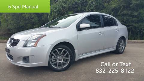 2011 Nissan Sentra for sale at Houston Auto Preowned in Houston TX