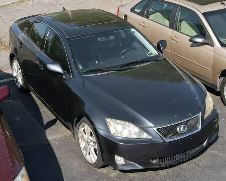 2008 Lexus IS 250 for sale at Apex Auto Group in Cabot AR