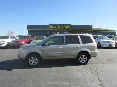 2007 Honda Pilot for sale at MIRA AUTO SALES in Cincinnati OH