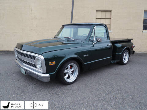 1969 Chevrolet C/K 10 Series for sale at Sabeti Motors in Tacoma WA
