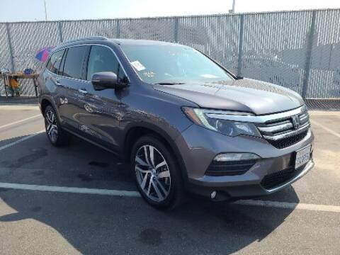 2016 Honda Pilot for sale at Shamrock Group LLC #1 in Pleasant Grove UT