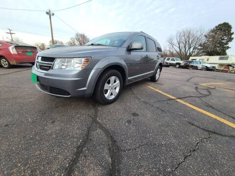 2012 Dodge Journey for sale at Geareys Auto Sales of Sioux Falls, LLC in Sioux Falls SD