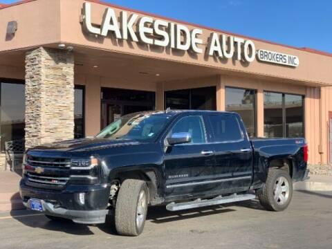 2016 Chevrolet Silverado 1500 for sale at Lakeside Auto Brokers in Colorado Springs CO