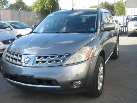 2006 Nissan Murano for sale at JERRY'S AUTO SALES in Staten Island NY