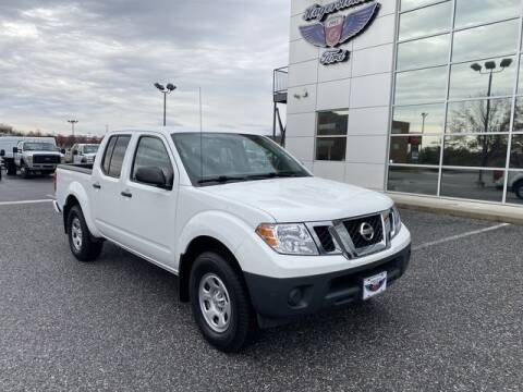 2018 Nissan Frontier for sale at King Motors featuring Chris Ridenour in Martinsburg WV
