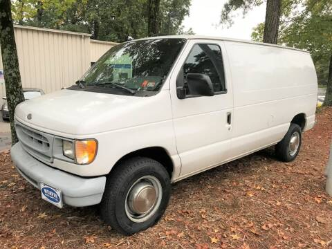 1998 Ford E-250 for sale at Weaver Motorsports Inc in Cary NC