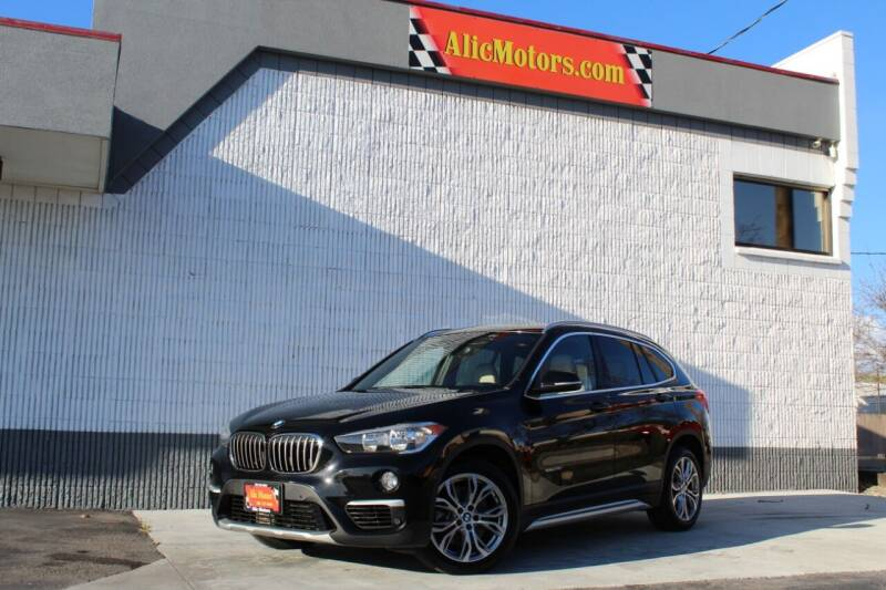 2017 BMW X1 for sale at ALIC MOTORS in Boise ID