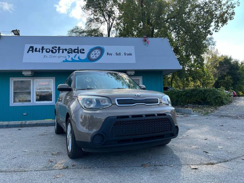 2014 Kia Soul for sale at Autostrade in Indianapolis IN