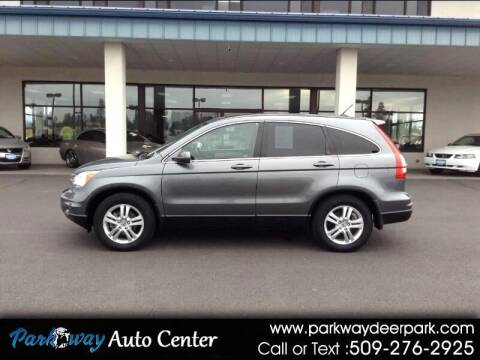 2010 Honda CR-V for sale at PARKWAY AUTO CENTER AND RV in Deer Park WA