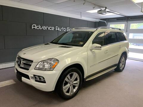 2011 Mercedes-Benz GL-Class for sale at Advance Auto Group, LLC in Chichester NH
