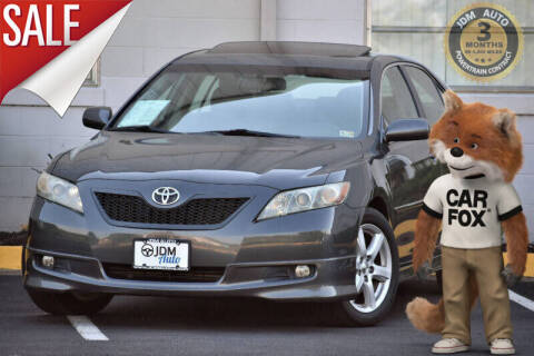 2007 Toyota Camry for sale at JDM Auto in Fredericksburg VA