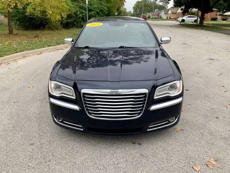 2013 Chrysler 300 for sale at Posen Motors in Posen IL