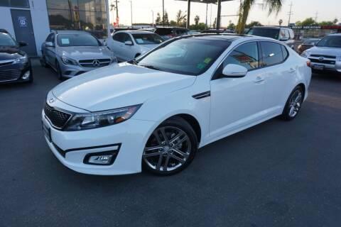 2015 Kia Optima for sale at Industry Motors in Sacramento CA
