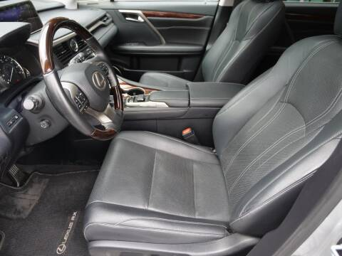 2018 Lexus RX 350L for sale at CLINT NEWELL USED CARS in Roseburg OR