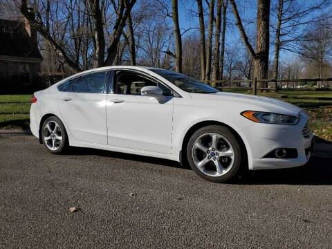 2014 Ford Fusion for sale at CItywide Auto Credit in Oregon OH