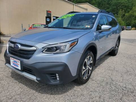 2020 Subaru Outback for sale at Auto Wholesalers Of Hooksett in Hooksett NH