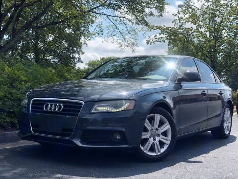 2009 Audi A4 for sale at William D Auto Sales in Norcross GA