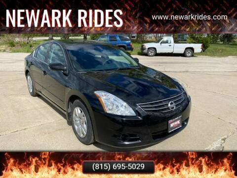 2010 Nissan Altima for sale at Newark Rides in Newark IL