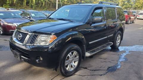 2012 Nissan Pathfinder for sale at GA Auto IMPORTS  LLC in Buford GA