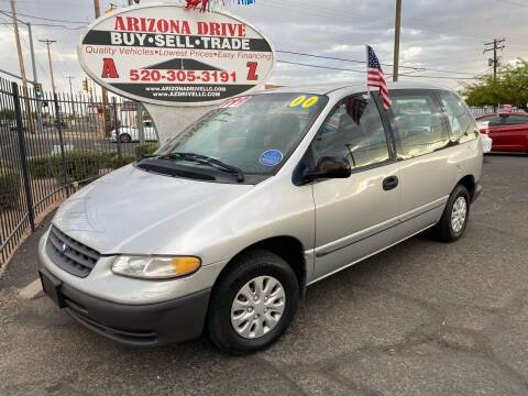 2000 Plymouth Voyager for sale at Arizona Drive LLC in Tucson AZ