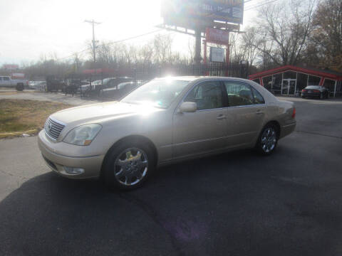 2003 Lexus LS 430 for sale at Car Connection in Little Rock AR