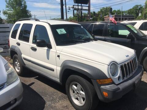 2007 Jeep Liberty for sale at Klein on Vine in Cincinnati OH
