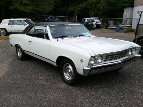 1967 Chevrolet Chevelle for sale at Black Tie Classics in Stratford NJ